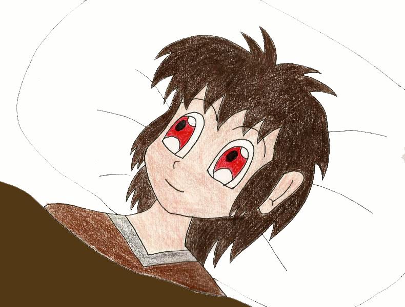 Human LBT Littlefoot in bed by Animedalek1