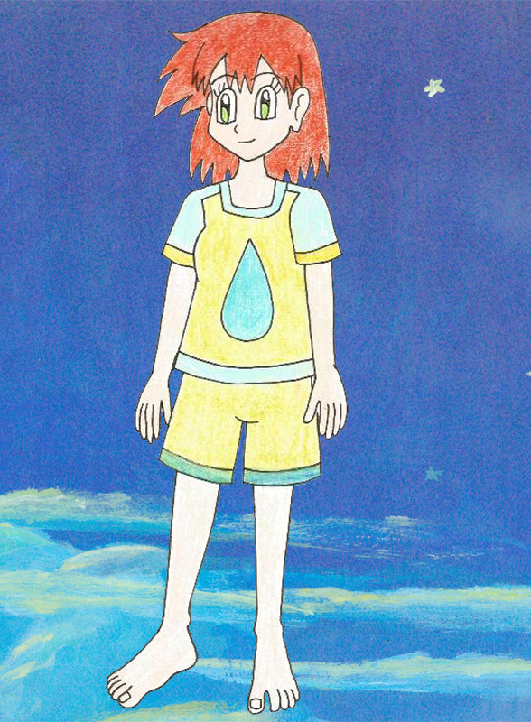 Misty pjs by animedalek1 on deviantart - Pokemon misty feet ...