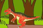 Megalosaurus LBT style by Animedalek1