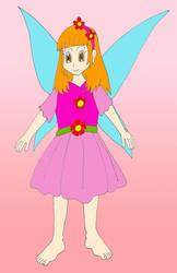Pre-teen Petal by Animedalek1