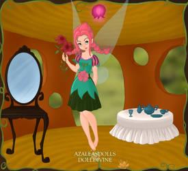 Venus Disney style by Animedalek1