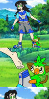 Emily and the Grookey
