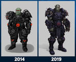 Orc Redraw 2014-2019