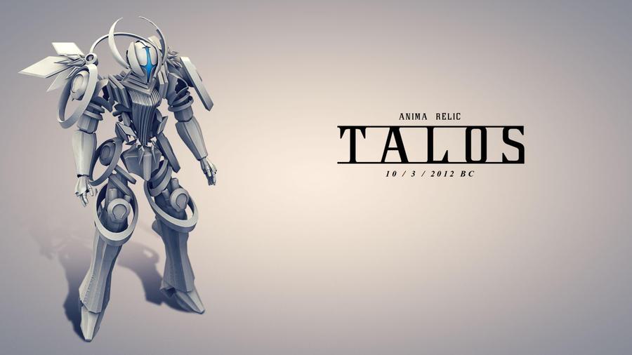 Talos by ben-aji