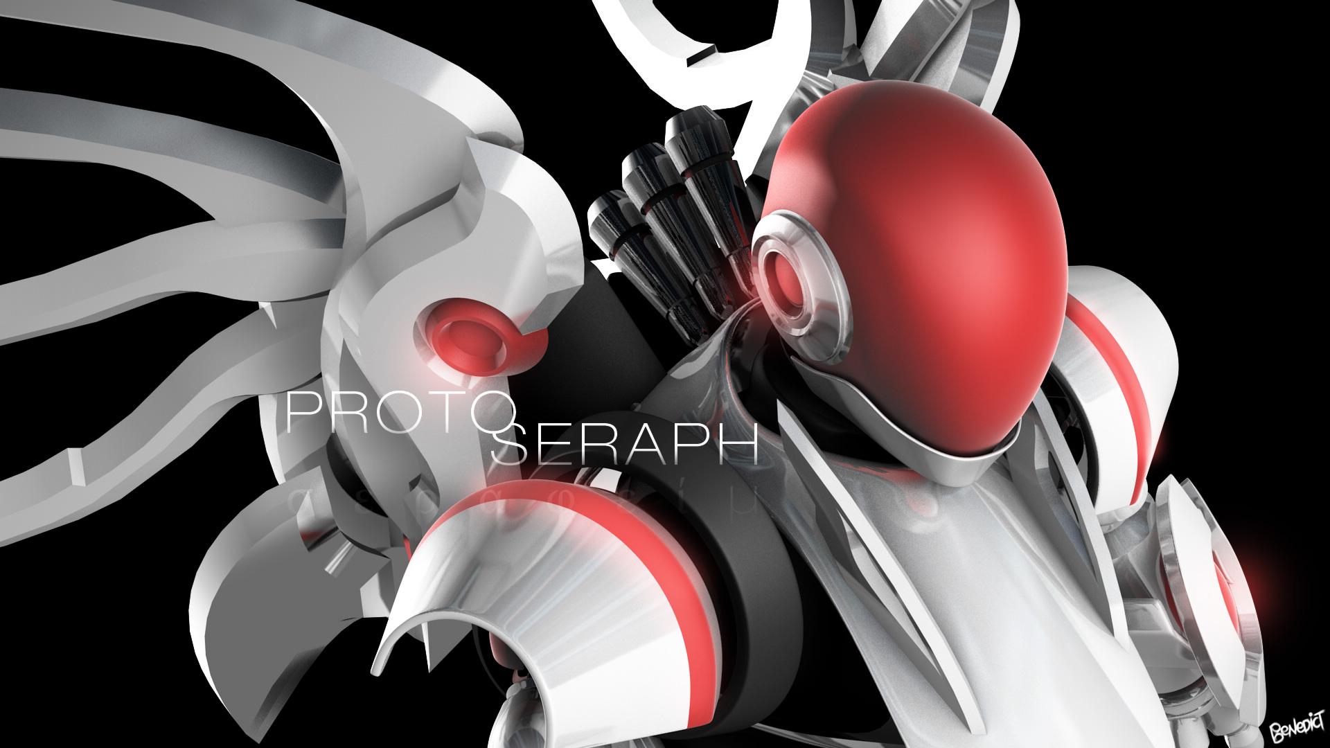 Proto Seraph 2 by ben-aji