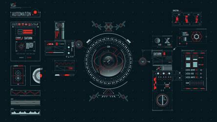 Space Age UI - Pure HUD