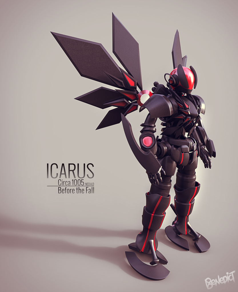 ICARUS -Before the Fall- by Benaddiction