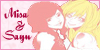 Icon: Misa x Sayu by RainbowPlatypus