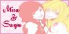Icon: Misa x Sayu by RainbowPlatypus
