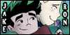 Icon: Ron Stoppable x Jake Long by RainbowPlatypus