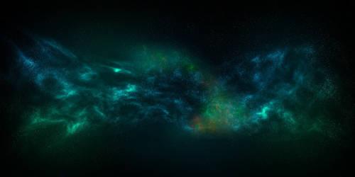 Galaxy Wallpaper [4000x2000] by TonyKGFX