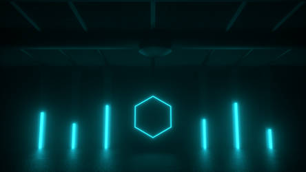 X2B - Hexagon IS Music WALLPAPER by TonyKGFX