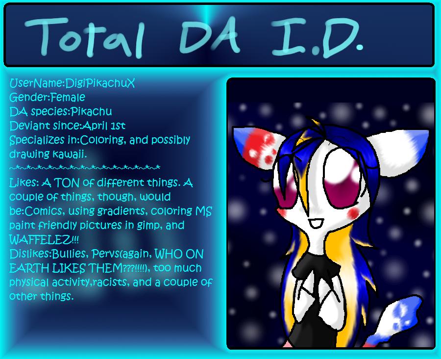 DigiPikachuX's Profile Picture