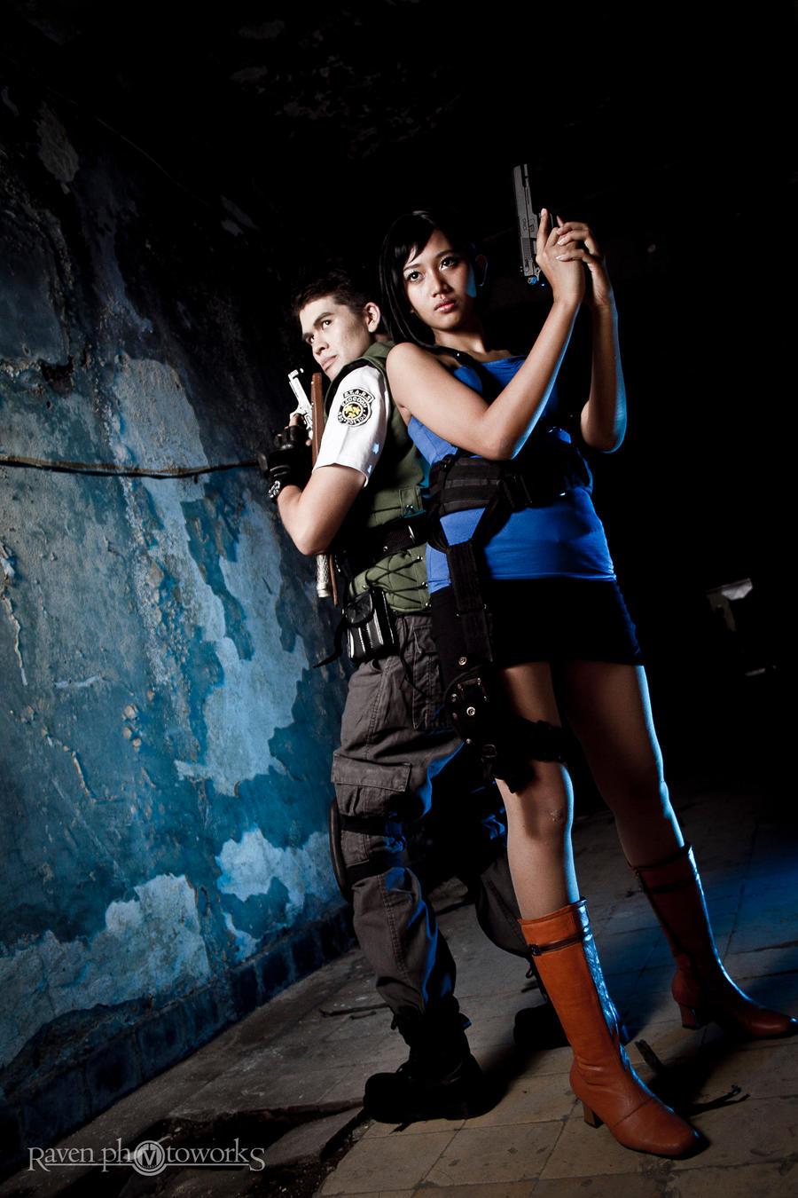 Resident Evil #2 by RavenAlx