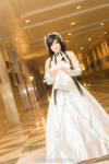 Princess Garnet - FFIX - white gown version