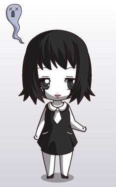 Jane the killer chibi by vespabro321 on deviantart - Jane the killer anime ...