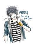 Percy: Son of Neptune