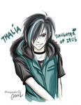 Thalia: Daughter of Zeus