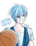 Kuroko Wants to Play Ball