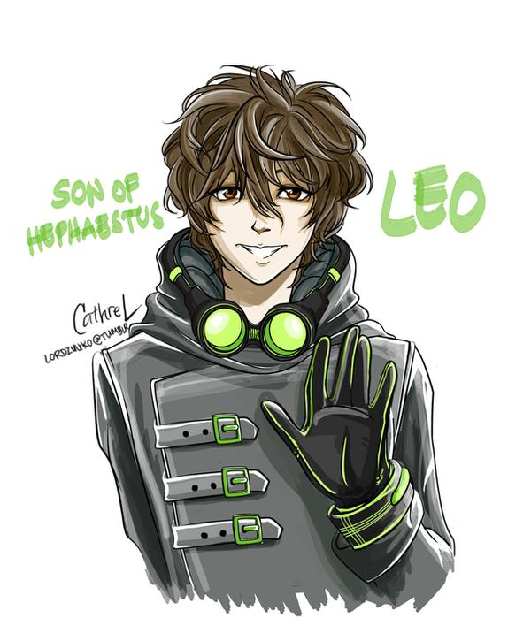 Leo: Son of Hephaestus by germanmissiles