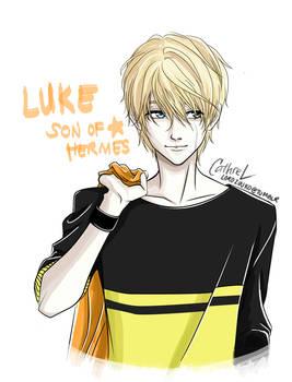 Luke: Son of Hermes