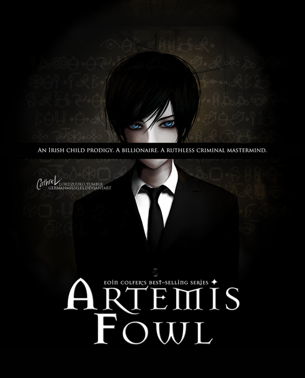 Foul Play Movie Quotes: 1000+ Images About Artemis Fowl On Pinterest
