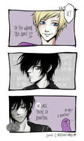 The day Jason Grace got rejected by Nico di Angelo