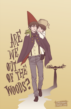 Over The Garden Wall: Wirt and Greg