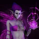 Zhira magic - For ChrisTeL