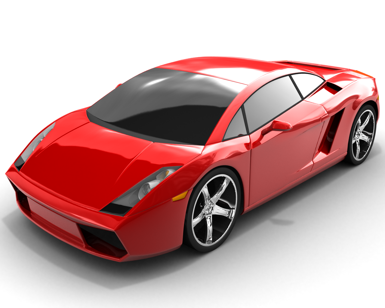 Lamborghini Gallardo by HolgerL