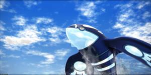 [MMD Pokemon] Primal Kyogre