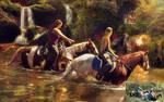 Horse fantasy adventure by bjwebmagic