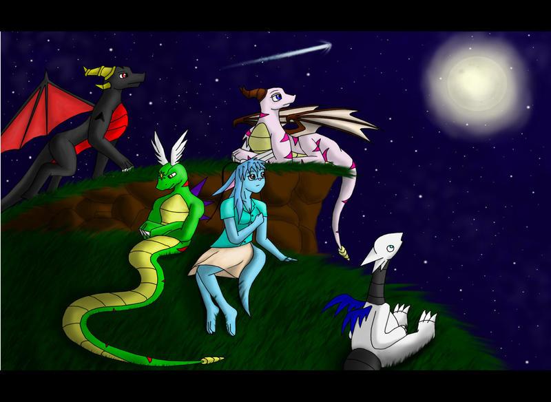 Twilight by Lithium-dragon482