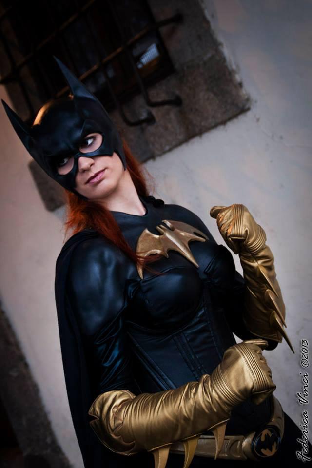 Batgirl Telefilm Birds Of Prey By Lydiaburton17 On Deviantart