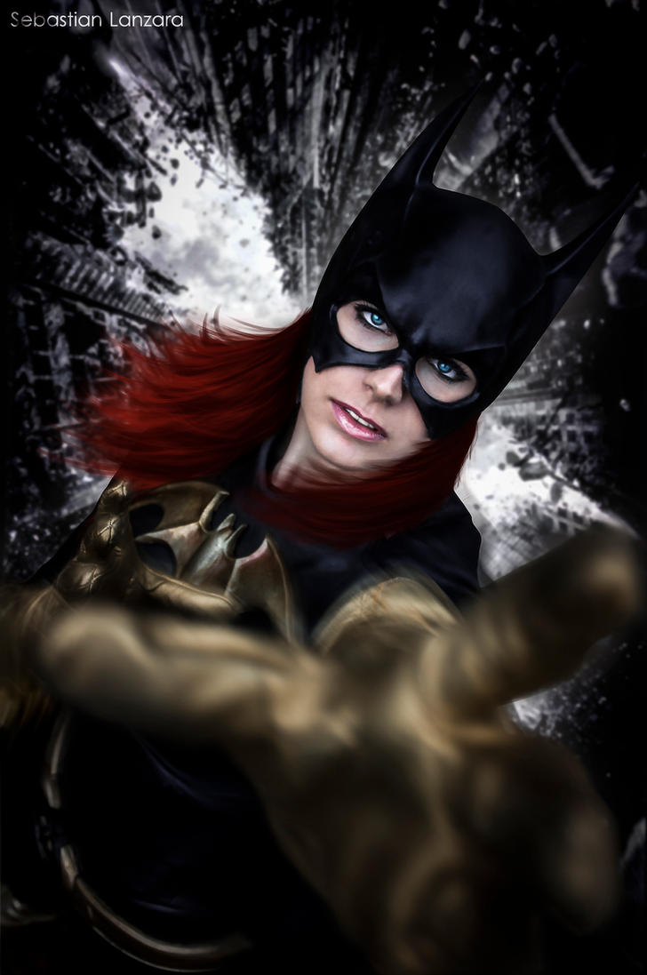 Batgirl by Lydiaburton17