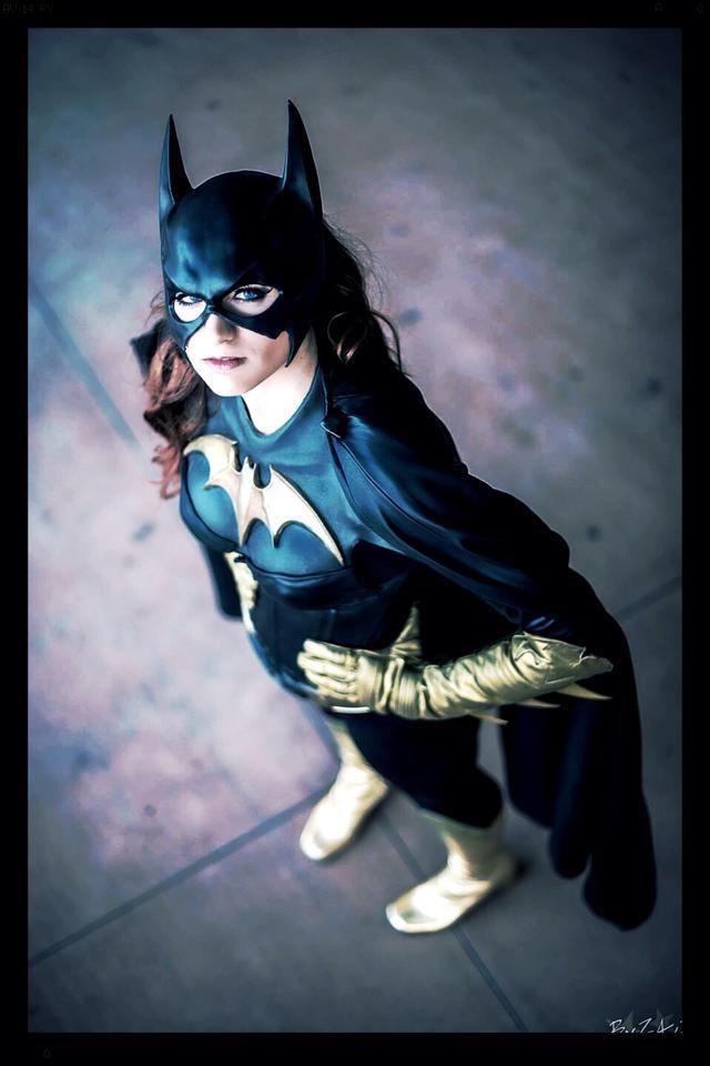 Batgirl Birds of Prey