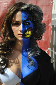 Lady Two-Face