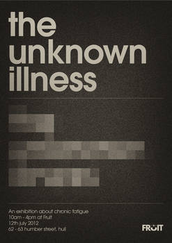 The Unknown Illness