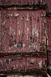Decayed Door by SimonHubbert