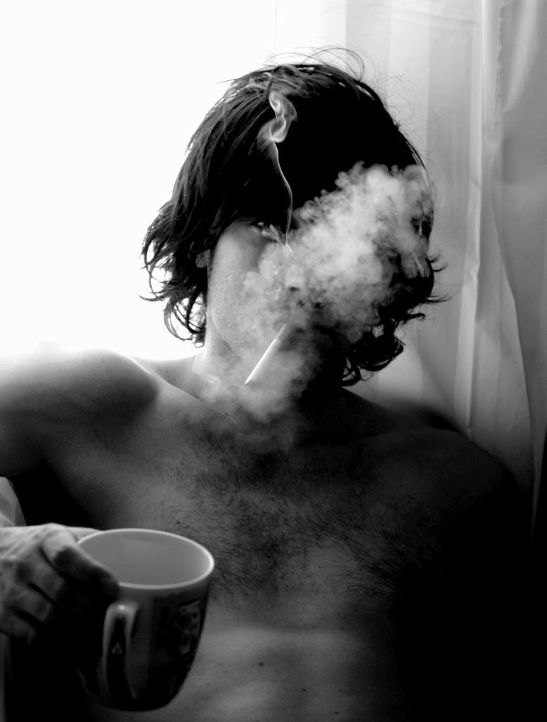 smoking by AndreaB photography - ~ Avatar [ HazaL ]