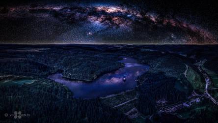 spacenight by vonOben