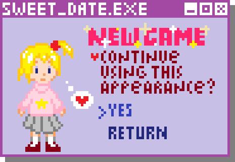 Sweet Date by MMDuserCOMANA