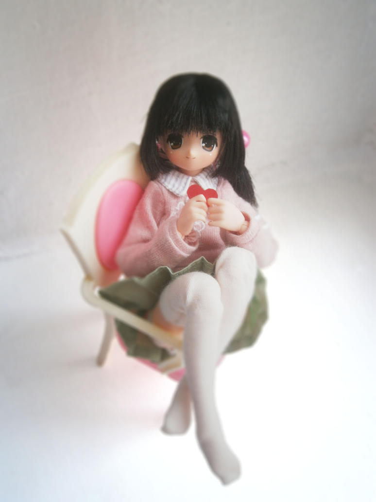 Valentine Koron by MMDuserCOMANA