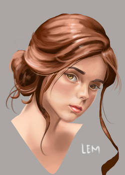 Hair and Skin tone Practice