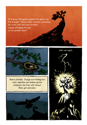 The Stubborn Tree, page II