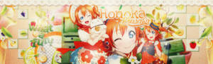 Cover #8:Honoka(Love Live)