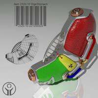 DigeStomach Mach2 by LandoComando