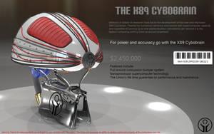 X89 Cybobrain by LandoComando