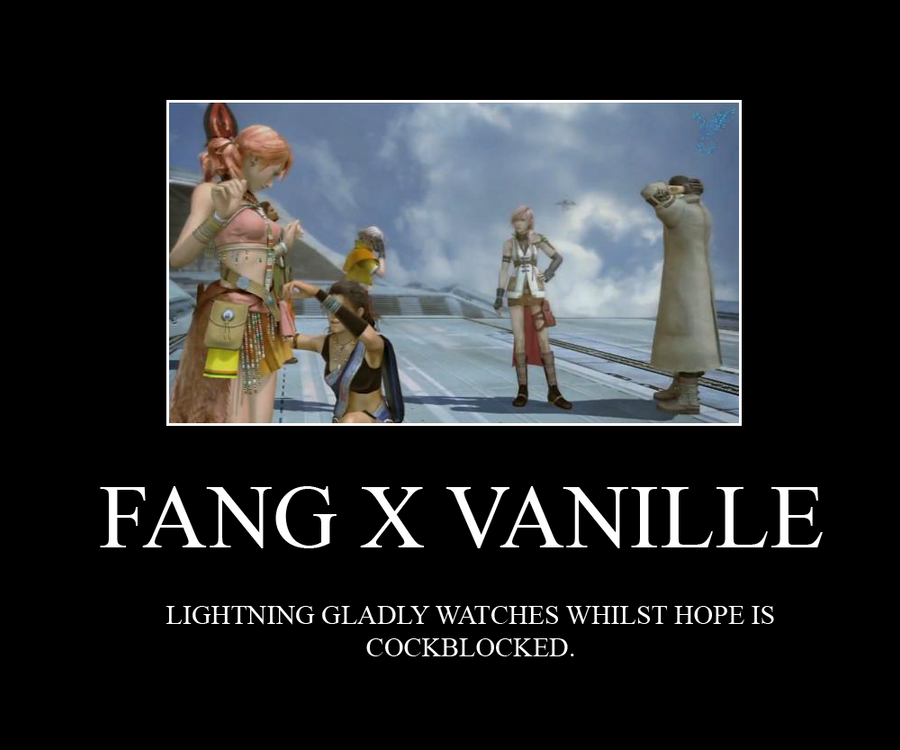 vanille and fang relationship memes