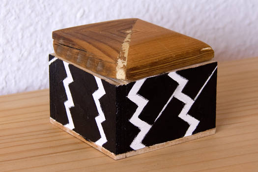 Diagonal rectangles box